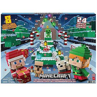 Minecraft - Advent Takvimi 2021