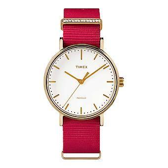 Timex Weekender Fairfield TW2R48600 Dameshorloge
