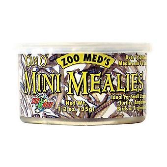 Zoo Med Can O Mini Mealies Tiernahrung - 1,2 Unzen