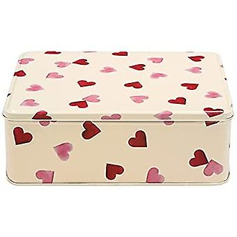 Emma Bridgewater Small Heart Design Storage Tin