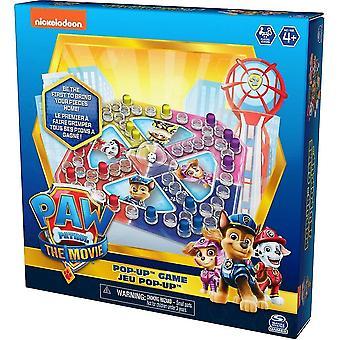 Paw Patrol The Movie Family Pop Up Game