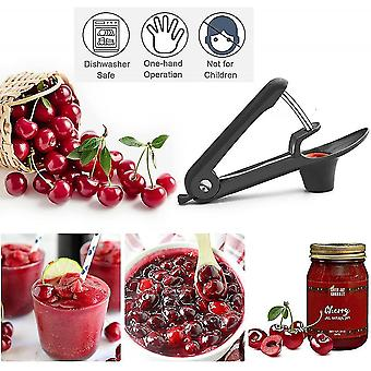 Venalisa Cherry Pitter Tool, Olive Pitter Tool, Fruit Pit Core Remover