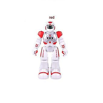 Digital cameras big sizse 26cm rc remote figure gesture sensor toys christmas gift for children|rc robot red