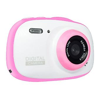 Video recorder camcorder birthday portable 2 inch hd screen kids gifts timed shooting waterproof 6x