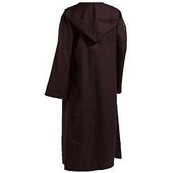 Hommes Jedi / Sith Robe Star Wars Costume Manteau Robe Cosplay Déguisement