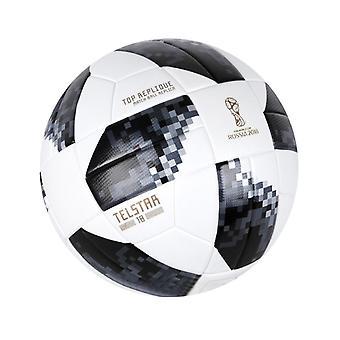 Profesjonell Trening Sport Høy tetthet Nylon Myk Og Slitesterk Fotball Siste Stil Ball Termisk Bonding