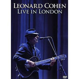Leonard Cohen - Live in London [DVD] USA import