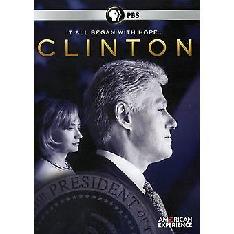 Clinton [DVD] USA import