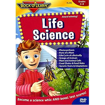 Rock'N Learn - Life Science [DVD] USA import