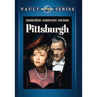 Importação de EUA Pittsburgh [DVD]