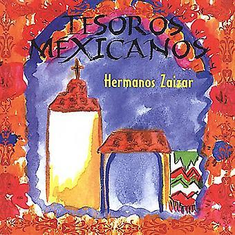 Hermanos Zaizar - Tesoros Mexicanos [CD] USA import