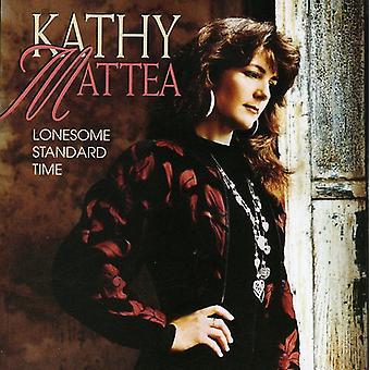 Kathy Mattea - Lonesome Standard Time [CD] USA import
