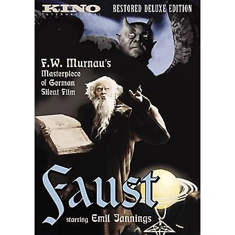 Faust (1926) [DVD] USA import