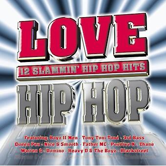 Love Hip Hop - Love Hip Hop [CD] USA import