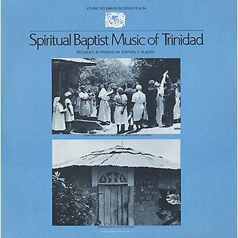 Música espiritual del Bautista de la Trinidad - importar espiritual USA música de Bautista de la Trinidad [CD]