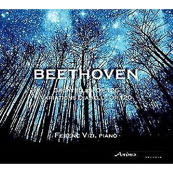 Ferenc Vizi - importazione USA Bagatelles op. 126 [CD]