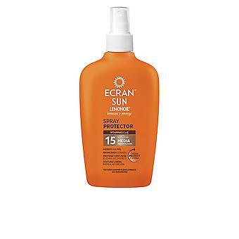 Ecran Sun Lemonoil Leche Protectora Spf15 Spray 200 Ml Unisex