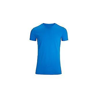 Bjorn Borg Crew-Neck Cotton Modal T-Shirt, Electric Blue
