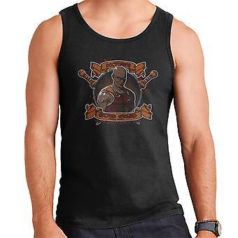 Doctores Sacred Ground Fighting Academy Spartacus Men's Vest