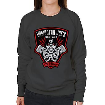 Immortan Joes Customs Mad Max Fury Road Women's Sweatshirt