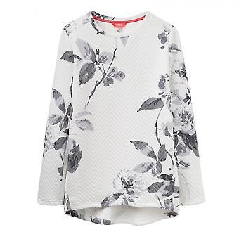 Sweatshirt de Mesdames Isla Quilt joules (W)