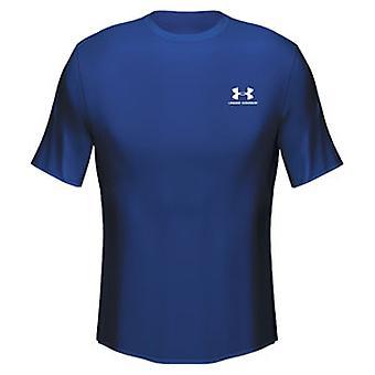 UNDER ARMOUR löysä vaihde koko t-paita Nuoriso [laivaston]