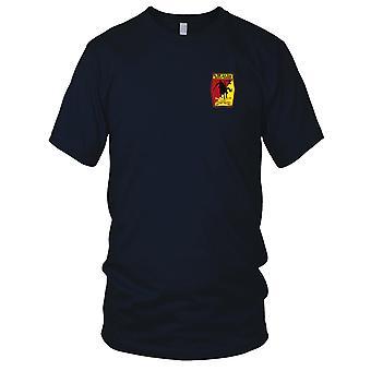 US Army - 2nd skvadron 6 Aviation Air kavalleri regemente B soldaten broderad Patch - Mens T Shirt