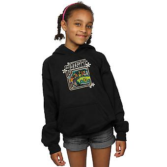 Scooby Doo Girls Mystery Machine Hoodie