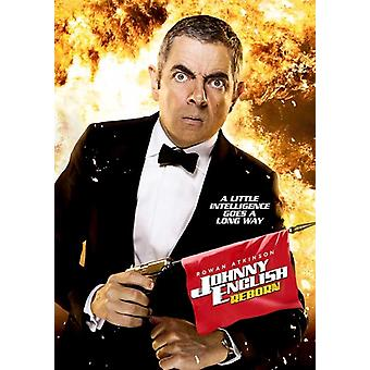 Johnny English Reborn filmposter (11 x 17)