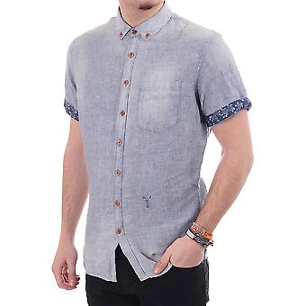 Pearly King Riddle Short Sleeve Shirt