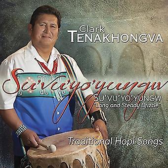 Clark Tenakhongva - Su'Vu'Yo'Yungw: Long & Steady Drizzle [CD] USA import