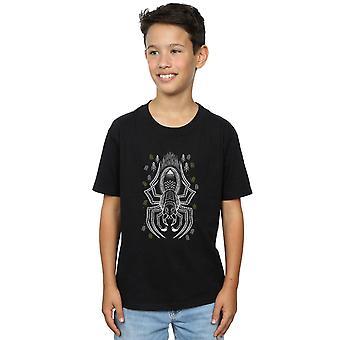 Harry Potter jungen Aragog Linie Kunst T-Shirt