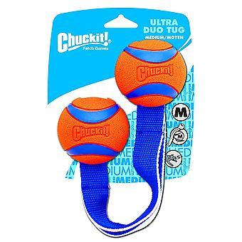 Chuckit Ultra Duo Tug Dog Toy