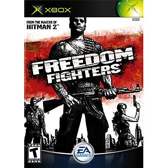 Freedom Fighters (Xbox)-nytt