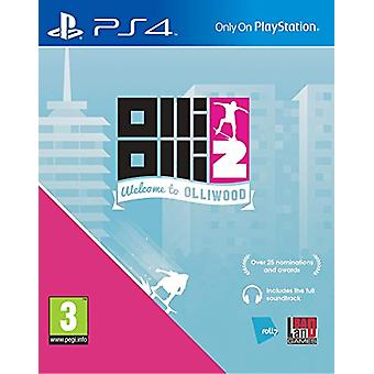 Olli Olli 2 Welcome to Olliwood (PS4) - New