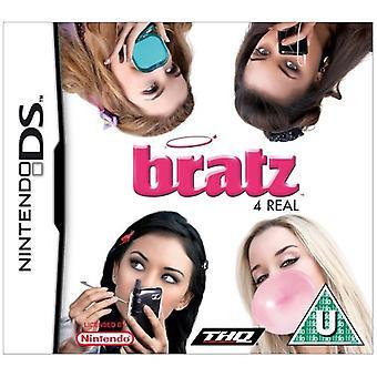 Bratz 4 Real (Nintendo DS) - Neu