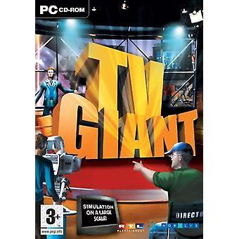 TV-jätten (PC CD)-ny