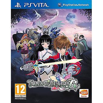 Tales of Hearts R jeu de Playstation Vita