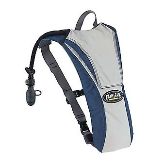 CamelBak Watermaster 2L Hydration Pack (Grey/Abyss Blue)