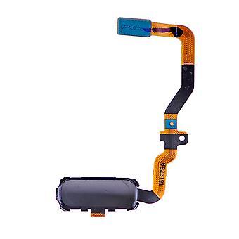 Für Samsung Galaxy S7 - SM-G930 - Home Button Flexkabel - schwarz