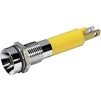 CML LED indicator light Yellow 24 V DC 19050352