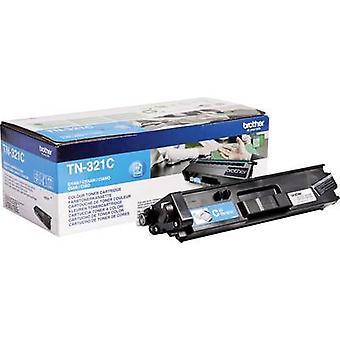 Brother Toner cartridge TN-321C TN321C Original Cyan 1500 Sides