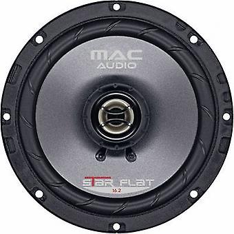Mac Audio STAR FLAT 16.2 2 way coaxial flush mount speaker kit 280 W Content: 1 Pair