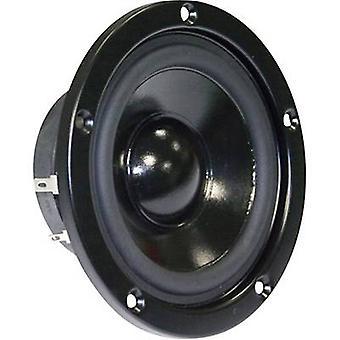 Visaton W 100 S 3,4 polegadas 9,4 cm Chassi do alto-falante 30 W 8 Ω