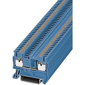 Phoenix Contact PT 2,5 BU 3209523 continuidade número de pinos: 2 0,14 mm ² 2,5 mm ² azul 1 computador (es)