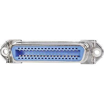 Serie Adapter [1x Centronics socket - 1x Centronics socket] Blauw