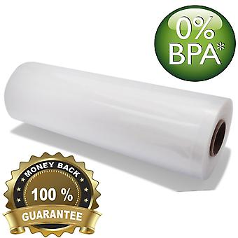 1x Rolls for Sous Vide Vacuum Food Storage Bag 11.2 Inches/ 28cm