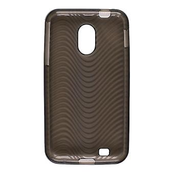 Wireless Solutions Waves Dura-Gel Case für Samsung Galaxy S2 EPIC Touch D710 - Rauch
