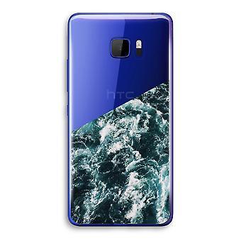 HTC U Ultra przezroczysty (Soft) - Ocean Fala