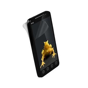 Wrapsol Ultra volle Körper Screen Protector für HTC EVO 4G (vorne/hinten) WS-UPHHT017